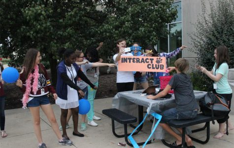 Interact Kicks off Year with Party on the Patio