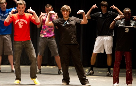 Annual Mr. EHS Competition Held Tonight