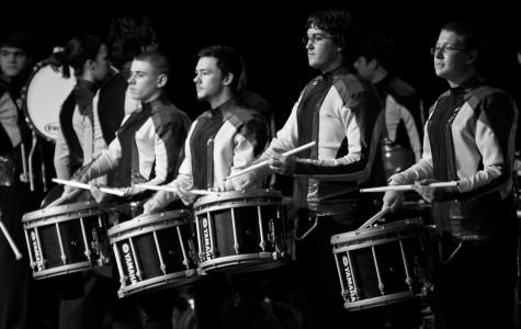 EHS Drumline Prepares for Competitive Season