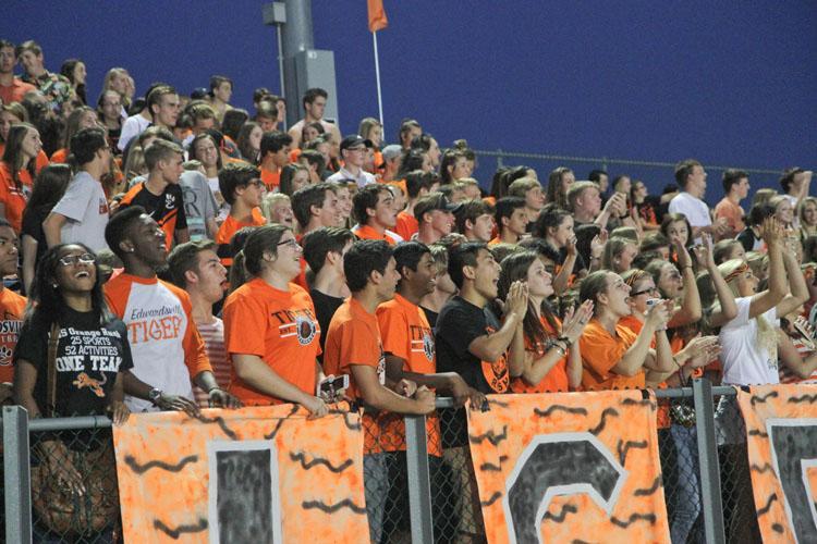 Edwardsville+Football+Kicks-off+with+Orange+and+Black+Scrimmage