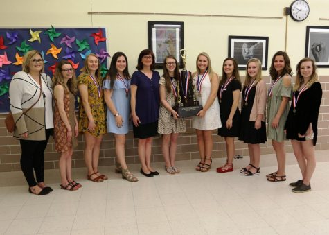 EHS Speaks Out at Annual Poetry Competition