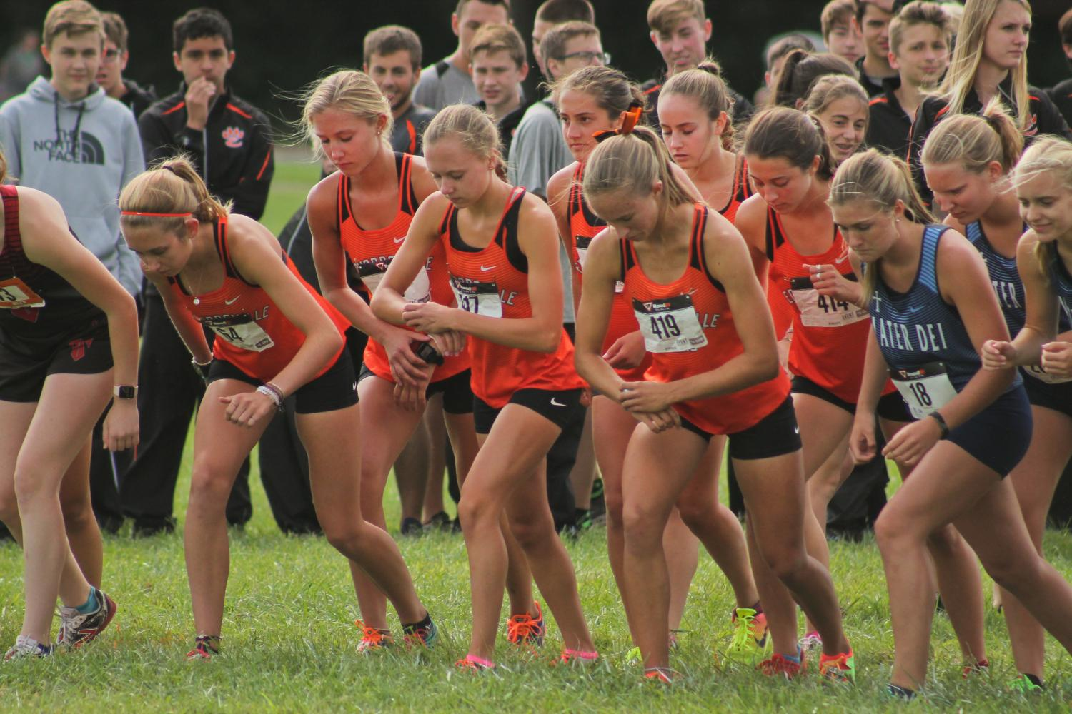 Girls Run Head First Into the 2018 Cross Country Season ...