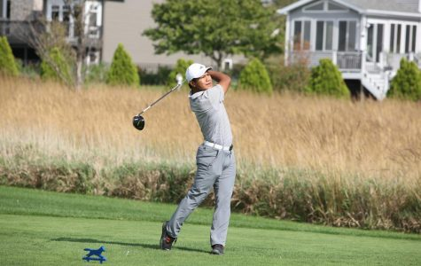 EHS Boys Golf Gets into the Swing of Things