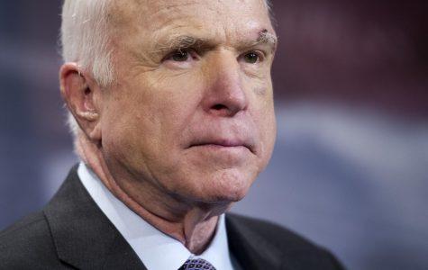 Senator John McCain Passes Away at 81