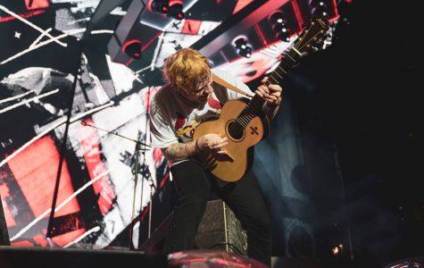 Ed Sheeran Returns to St. Louis