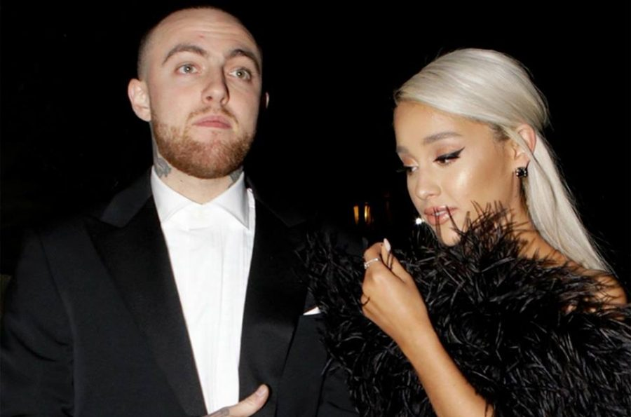Mac+Miller+and+Ariana+Grande+earlier+this+year%2C+before+Grande+ended+their+relationship+in+May+2018.