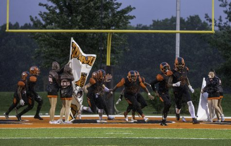Tiger Football Faces Tough Loss, Looks to Improve