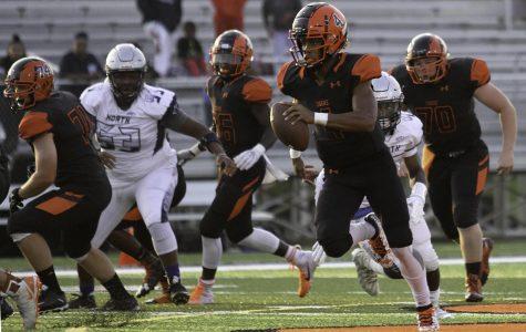 Tiger Football Beats West on Senior Night, Homecoming Game