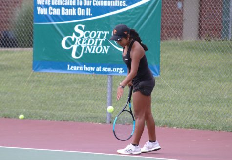 Girls Tennis Makes State Appearance