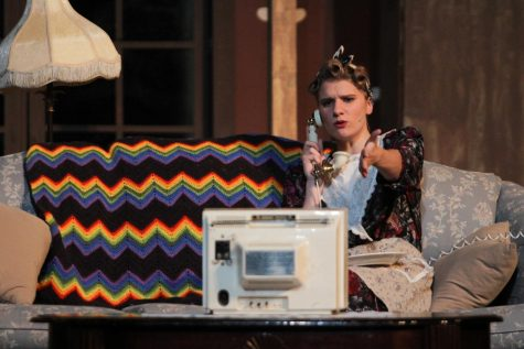 'Noises Off' Delivers Comedy, New Acting Experiences