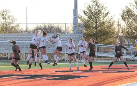 Girls Soccer Earns Win to Restore Hope