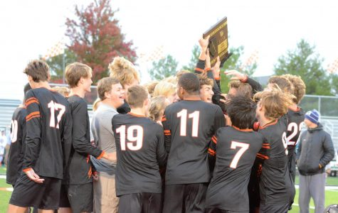 Boys Soccer Settles Season with Third Place at State