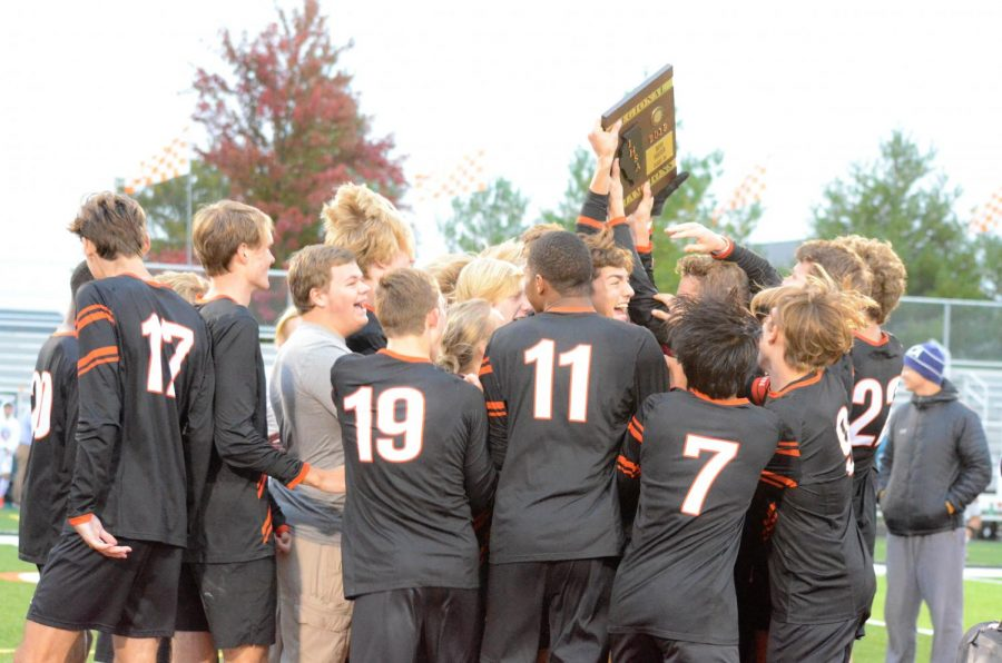 Boys+Soccer+Settles+Season+with+Third+Place+at+State